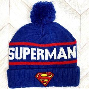 DC Comics Superman Knit Hat beanie